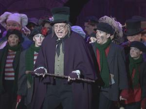 """Audiences enjoy the sighs and sounds of """"A Christmas Carol,"""" which is celebrating its 40th year in Raleigh."""