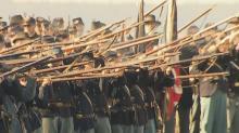 IMAGES: Pivotal Civil War battle relived at Fort Fisher