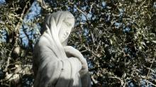 IMAGES: Beaufort cemetery tells tales of the departed