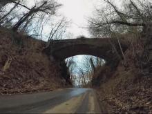 The tale of Helen's Bridge