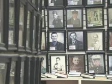 Roanoke mall museum honors veterans