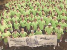 Gatekeepers workcamp in Rocky Mount