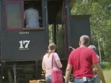 New Hope Valley Railroad offers chance to be engineer