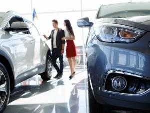 Get the best deal on a new car