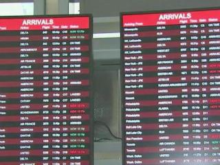 Travelers at RDU heading anywhere but Florida were in good shape Thursday, but almost 3,800 flights were canceled because of the storm.