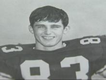 Hometown remembers football star killed in plane crash 46 years after death