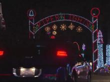 Piper Lights brighten holiday season