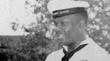 IMAGES: Coast Guard steward promoted to honorary petty officer