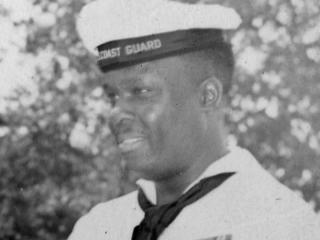 Clemon Terrell joined the U.S. Coast Guard as a steward in 1950 and retired in 1970. In 2014, he received a call from the governor's office saying he had been promoted to honorary petty officer and would receive the Order of the Long Leaf Pine.