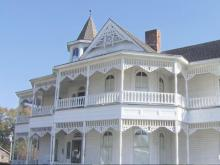 Steamboat house is flagship of Scotland County property