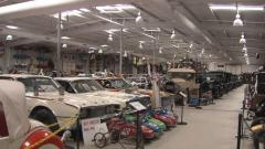 Mooresville museum houses historic, famous cars