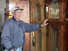 88-year-old woodworker can build just about anything