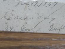 Civil War history preserved in Scotland County church