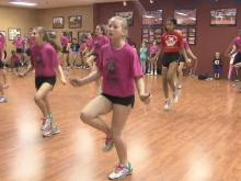 Chapel Hill team builds world's first jump rope gym