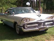 Sanford man restores classic automobiles