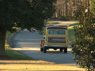 Tar Heel Traveler special features classic cars in NC