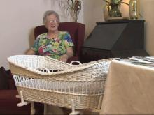 NC family passes down bassinet for 100 years