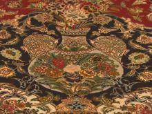 'King of Oriental rug dealers' has worldwide success