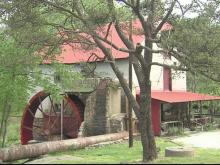 Old Mill draws visitors from around the world