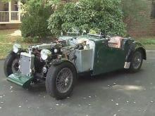 Hillsborough man builds dream cars