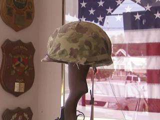 Coffee shop gives veterans a place to call home