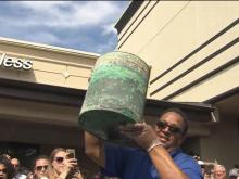 North Hills opens 50-year-old time capsule