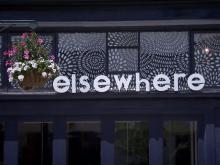Former thrift store takes artists 'Elsewhere'