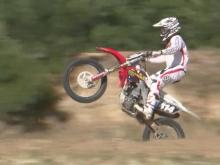 State treasurer sets motocross record in honor of deceased son