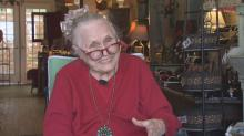 'I have a marvelous life:' 84-year old sells paintings across the country
