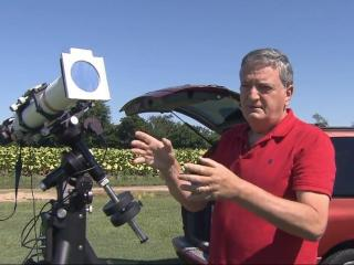 Fayetteville photographer chases eclipses, prepares for Aug. 21