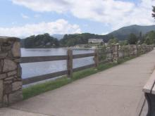Haywood County lake named after peace-loving chief