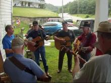 Music key in rebirth of Ashe County store