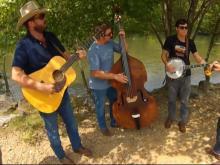 Town Mountain blends bluegrass, country music