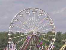 Ferris wheel is staple at NC State Fair
