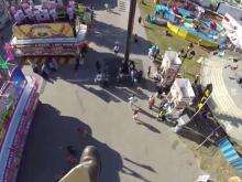 Tar Heel Traveler celebrates the NC State Fair