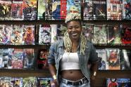 IMAGE: In Philadelphia, a Comic Book Store Dedicated to Diversity