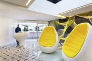 IMAGES: In Tel Aviv, a Futuristic Hotel With a Past