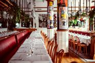 IMAGES: At a Nostalgic Paris Restaurant, Food Takes a Back Seat to Fun