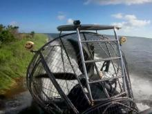 Airboat tour offers surface-skimming way to enjoy the Outer Banks