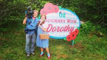 IMAGES: Here are the dates when you can visit Dorothy at NC's Land of Oz theme park
