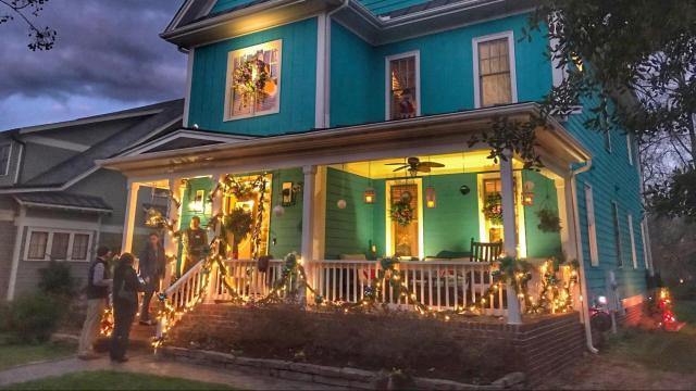 Oakwood tour home