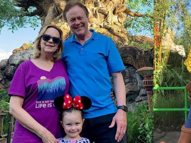 Bill Leslie: Taking my oldest granddaughter to Disney World