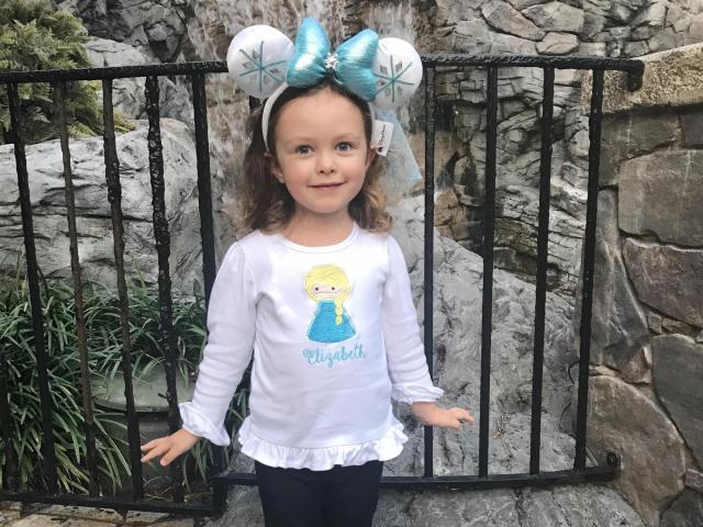 Bill Leslie: Taking my oldest granddaughter to Disney World