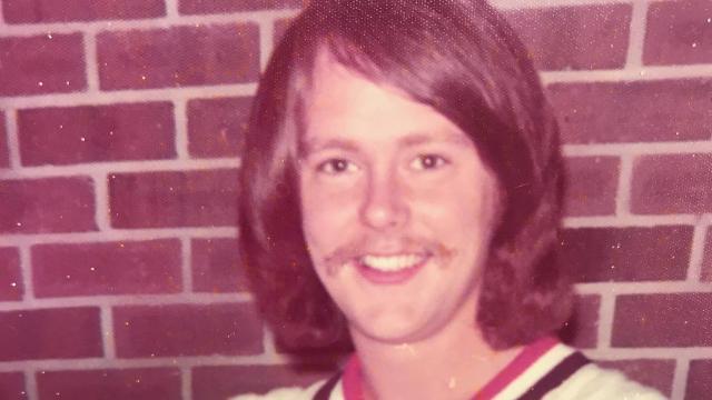 Bill Leslie in college