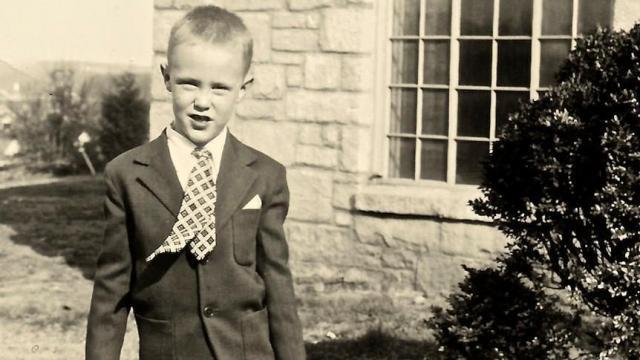 Bill Leslie childhood