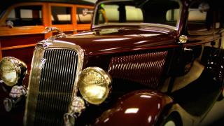 Preview of the Raleigh Classic Car Auction