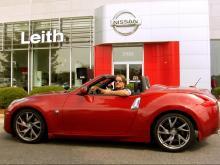 Leith : Spotlight : Nissan Rental
