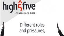 IMAGE: High Five Conference Exploding With Ideas