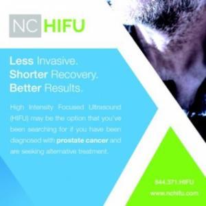 NC HiFu Prostate Cancer Treatment