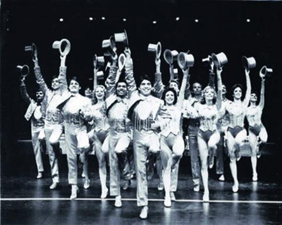 Raising Hats: A Chorus Line